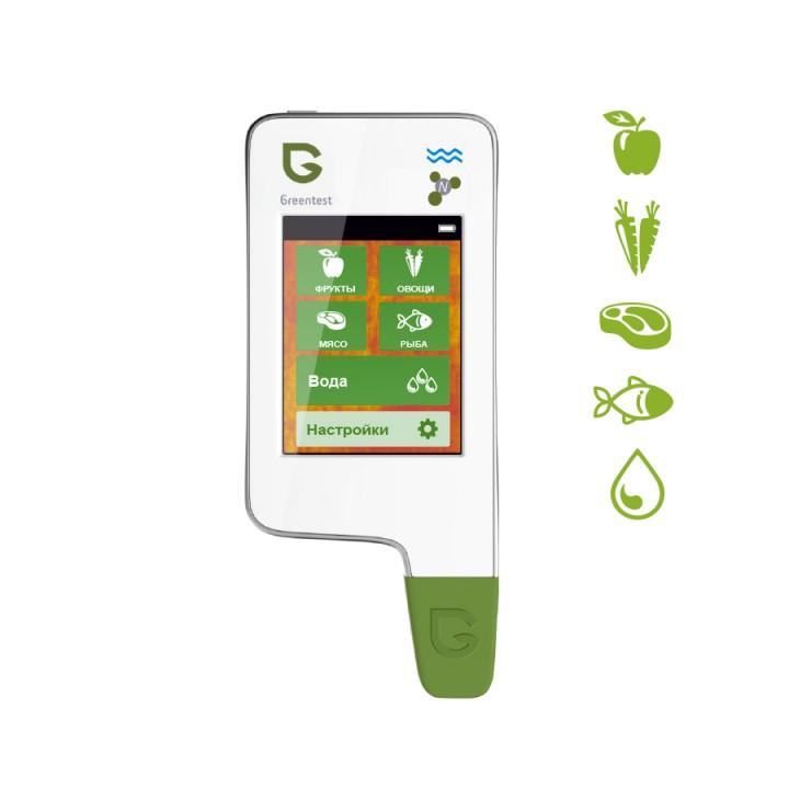 Нитратомер и измеритель жёсткости воды Greentest 3