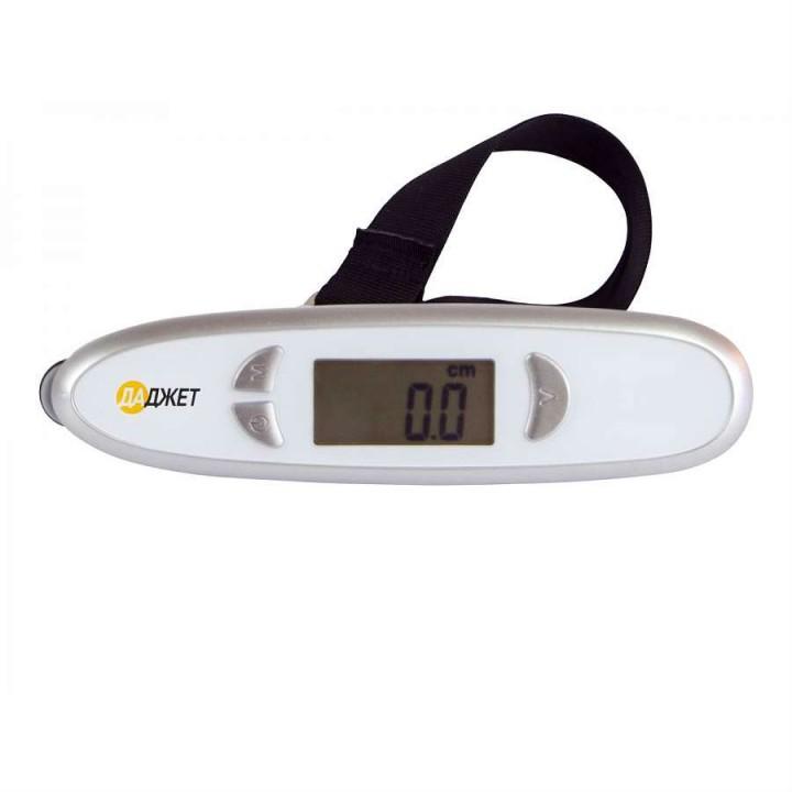 Весы для багажа с электронной рулеткой