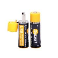 USB-батарейки AA 2шт.