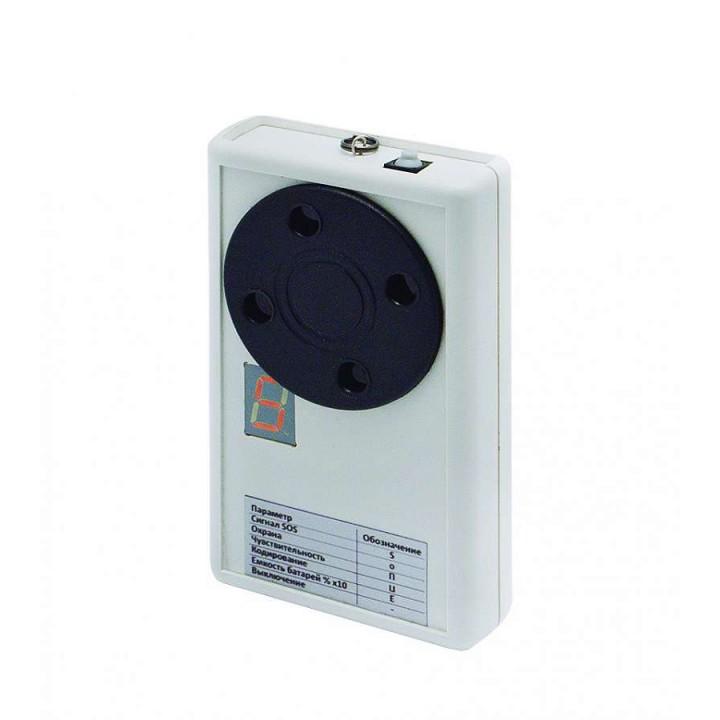 Мобильное охранное устройство звукосторож